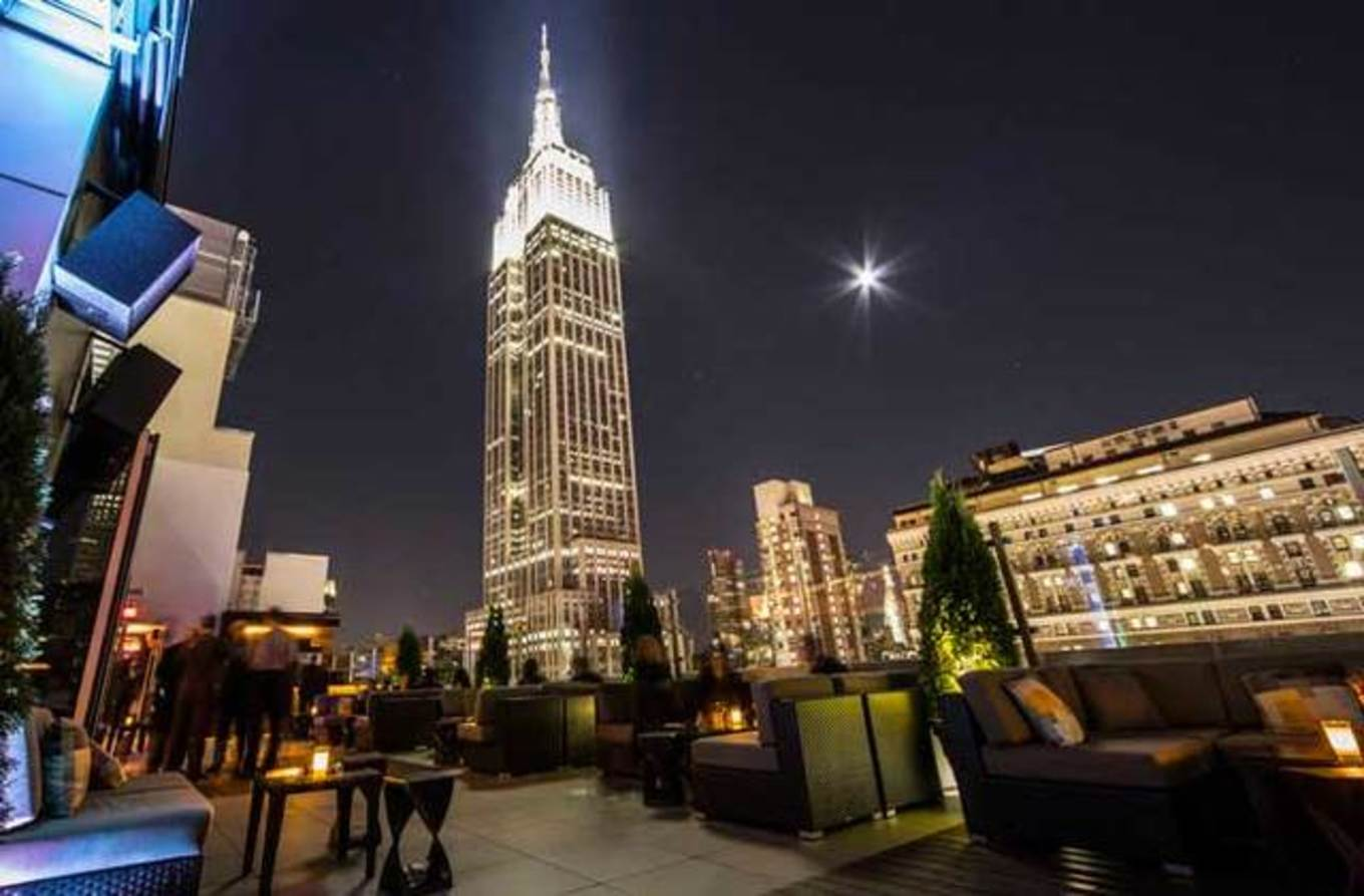 The attic fridays tickets the attick rooftop lounge for Stuff to do in nyc at night