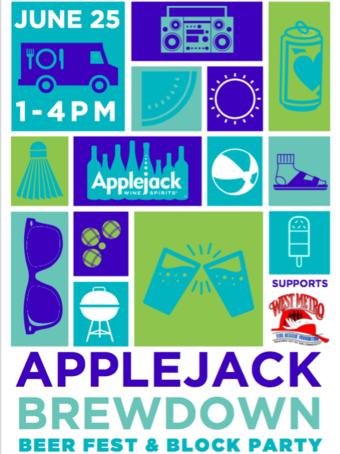2016 Applejack BrewDown