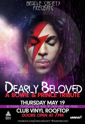 Dearly Beloved: A Bowie / Prince Tribute