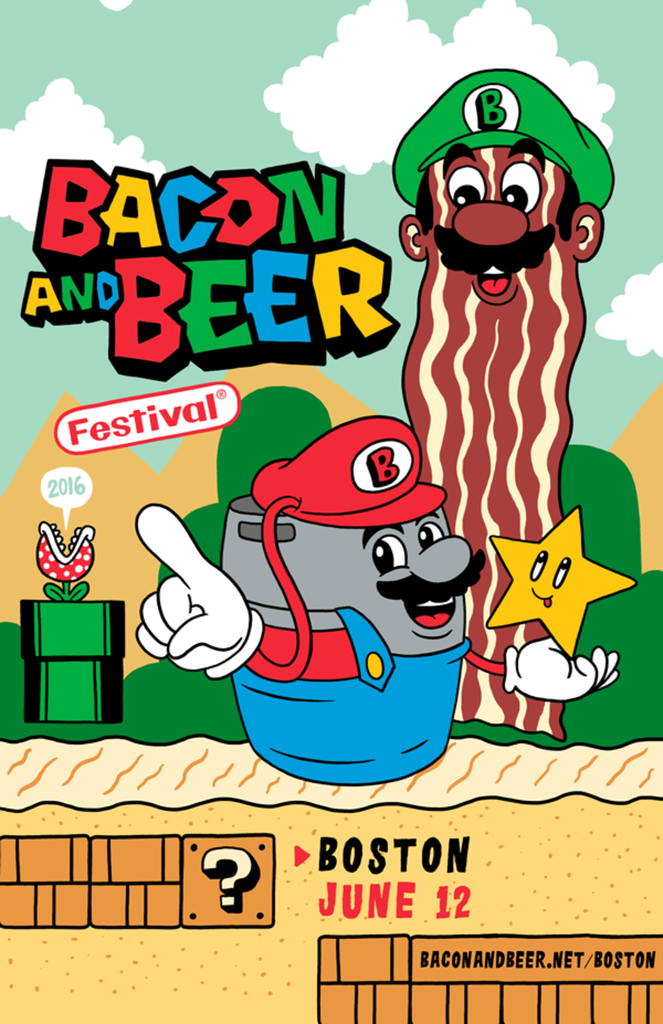 Boston Bacon and Beer Festival - Tickets - Fenway Park