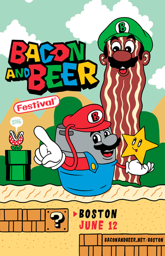 Boston Bacon and Beer Festival