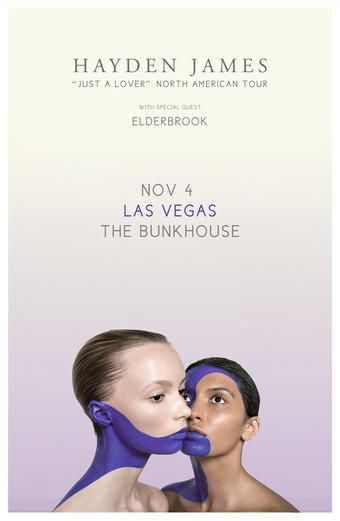 Hayden James - Nov 4 - Las Vegas, NV