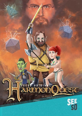 HARMONQUEST SCREENING AND Q&A WITH DAN HARMON, SPENCER CRITTENDEN AND JEFF B. DAVIS