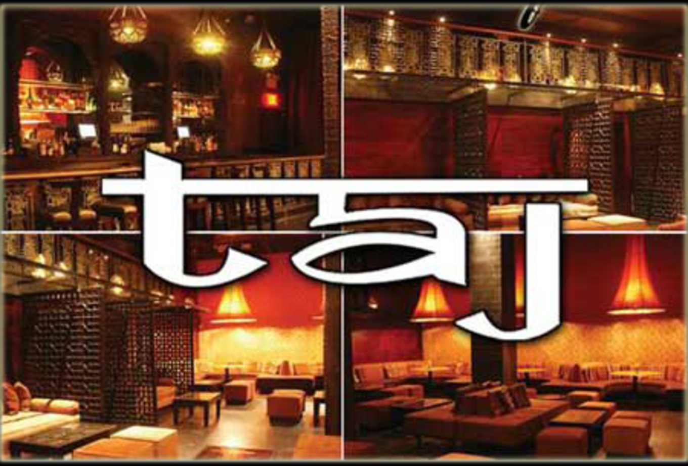 taj fridays - slick parties
