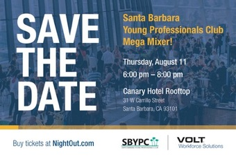 SBYPC Annual Summer Mixer on The Canary Rooftop!