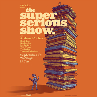 The Super Serious Show with Andrew Michaan