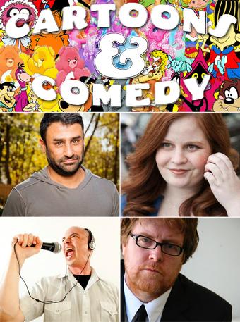 HPCF: Cartoons & Comedy