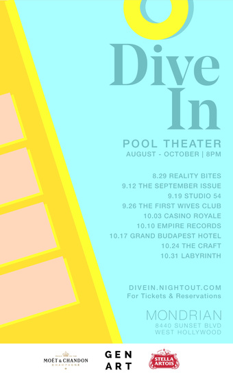 Dive In Theater October 31: Labyrinth
