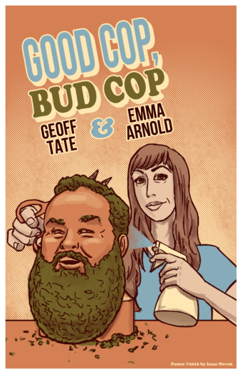 Sexpot Comedy Presents Geoff Tate & Emma Arnold in Boulder!