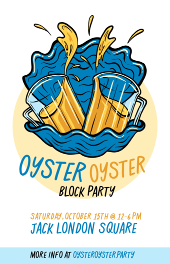 Oyster Oyster Block Party