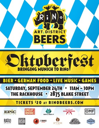 RINO Beers Oktoberfest
