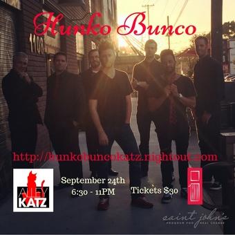 Hunko Bunco at Alley Katz