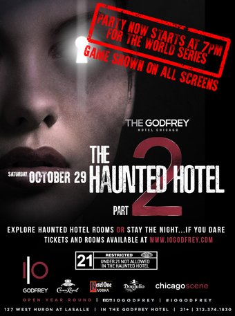 The Godfrey Haunted Hotel 2016