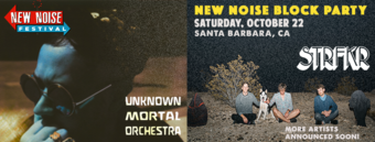 STRFKR + Unknown Mortal Orchestra, Night Riots