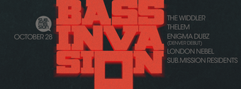 Sub.mission Presents Bass Invasion