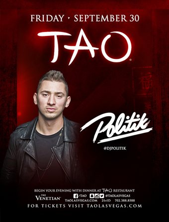 Politik - TAO Nightclub