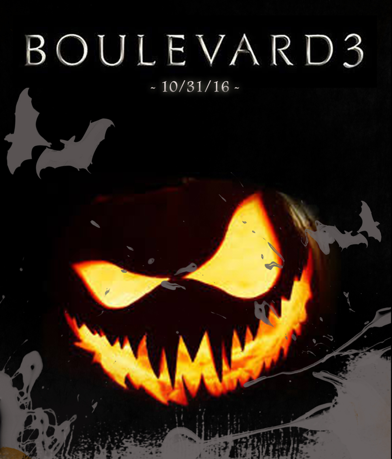 HALLOWEEN NIGHT PARTY AT BOULEVARD 3 - Tickets - Boulevard 3 ... 8dcdce7fed1c