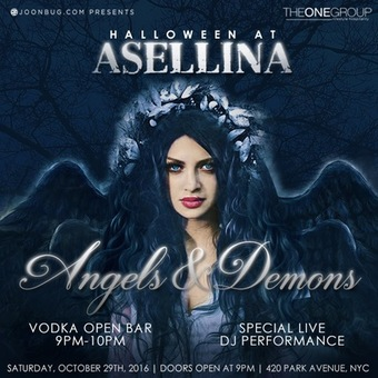 Demons and Angel at Asellina