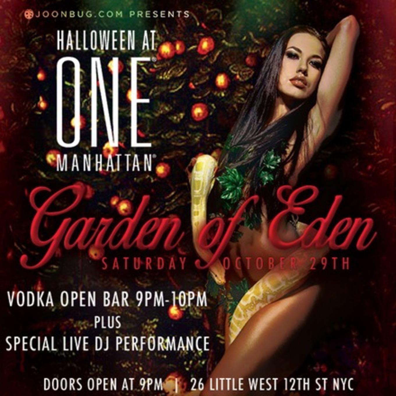 One Manhattan Halloween 2016 - Tickets - ONE Manhattan, New York ...