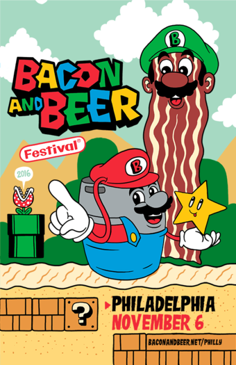 Philadelphia Bacon and Beer Festival