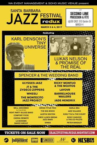 Santa Barbara Jazz Festival Redux