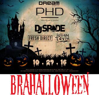 Halloween at Dream Downtown PHD
