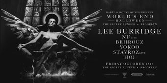 BABËL & House of Yes present: World's End