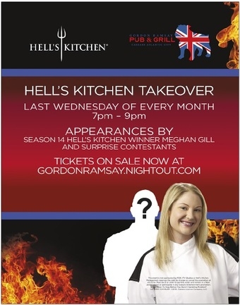 Hell's Kitchen Takeover November 2016