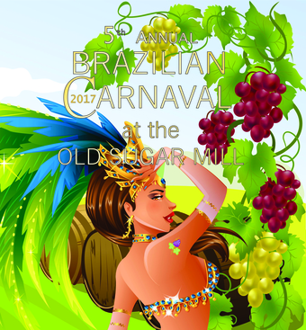 5th Annual Brazilian Carnaval at the Old Sugar Mill