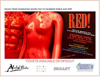 RED! - For World AIDS Day