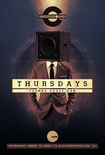 Underground Thursdays