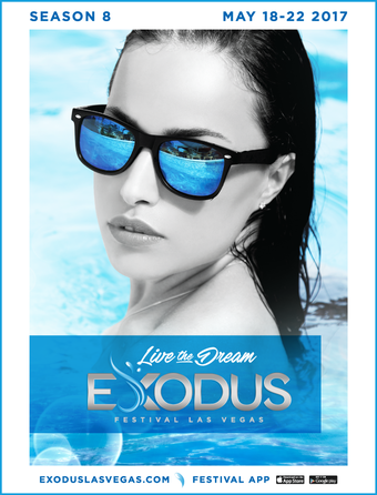 Live the Dream Exodus Festival Las Vegas