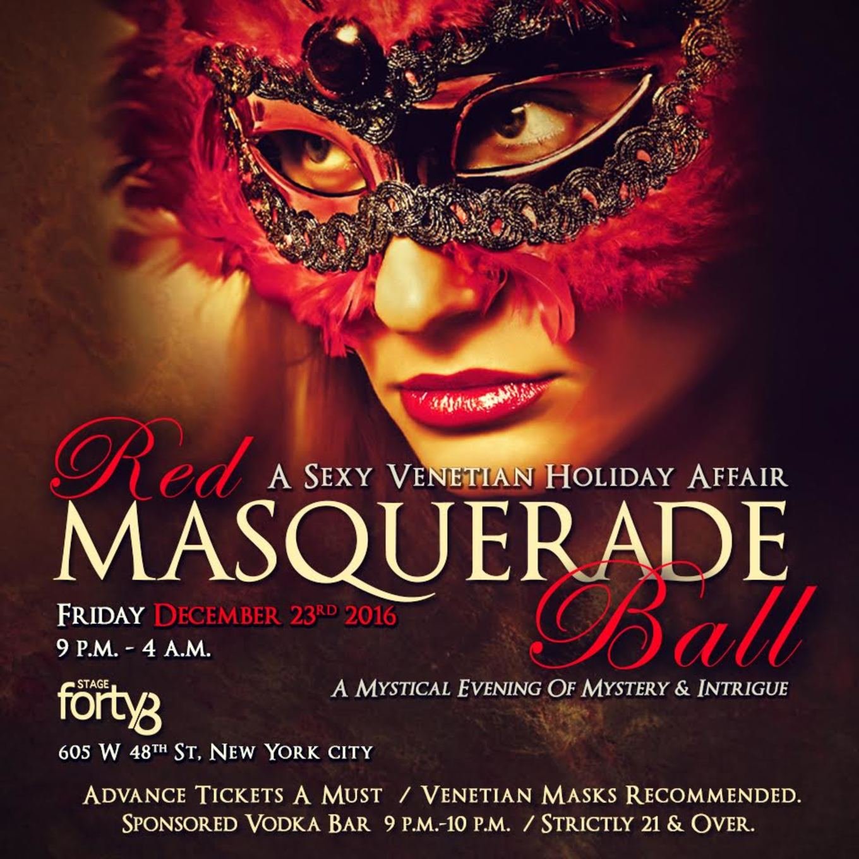Sexy Masquerade Ball Photo Shoot