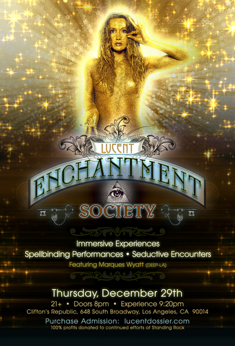 Lucent Enchantment Society - December 29th 2016
