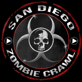 San Diego Zombie Crawl | Oct 27 - 28, 2017