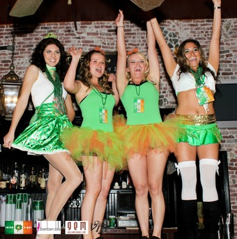 Irish 4 A Day ~ San Diego's #1 St. Patrick's Day Party Hop! (1 Club Pass. 15 Shots. 23+ Parties) Presented by: Bassmnt, F6ix, McFadden's, Parq, Sevilla & more