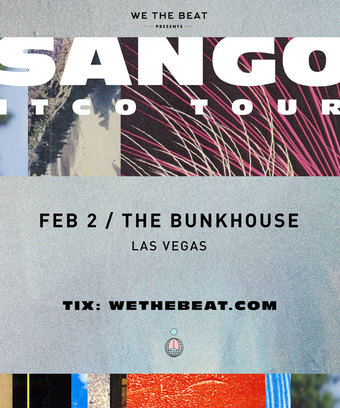 Sango - Feb 2 - Las Vegas, NV