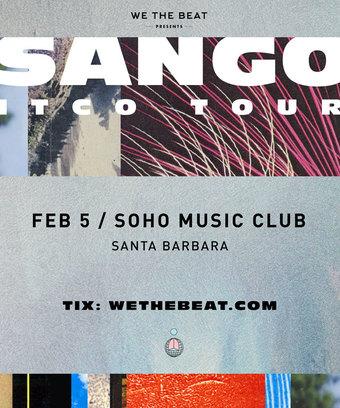 Sango - Feb 5 - Santa Barbara, CA