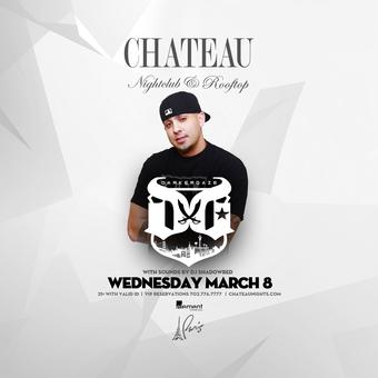Chateau Wednesdays with DJ Darkerdaze
