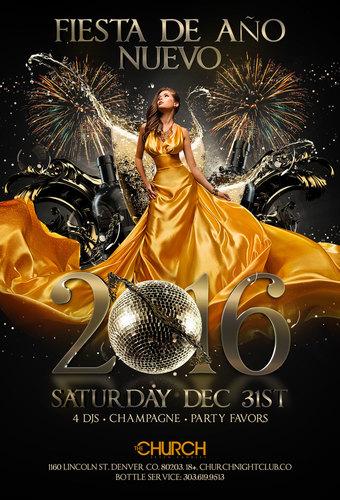 Fiesta de Año Nuevo 2016