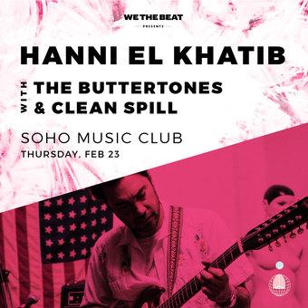 Hanni El Khatib - Santa Barbara, CA