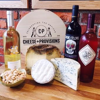 Wine + Cheese 101