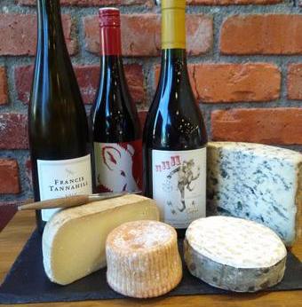 Winter Wines + Cheese