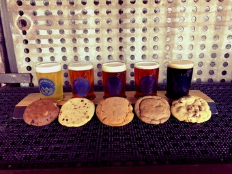 Denver Beer Co's Beer and Cookie Pairing SATURDAY!