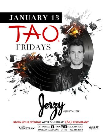 Jerzy - TAO Nightclub