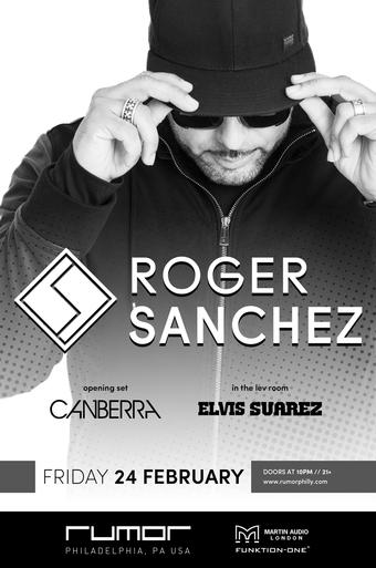 Roger Sanchez at Rumor