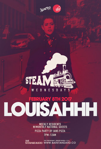 Louisahhh for STEAM Wednesdays