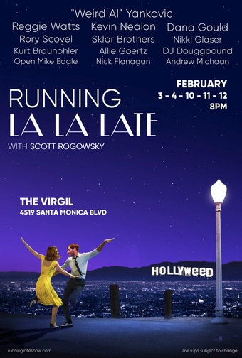 Running Late with Scott Rogowsky, FEB 11TH