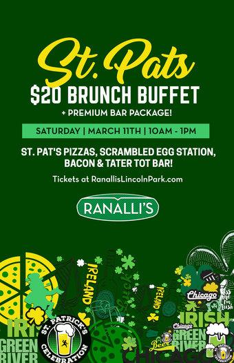 St. Patrick's Day in Lincoln Park 2017