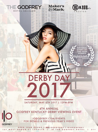 I|O Godfrey Kentucky Derby Viewing Event 2017